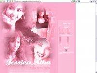 Pretty in Pink :: ft. Jessica Alba